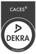 Logo Certification CACES DEKRA